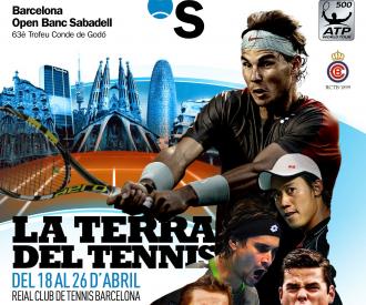 Torneo Conde de Godó (Barcelona Open Banc Sabadell)-background