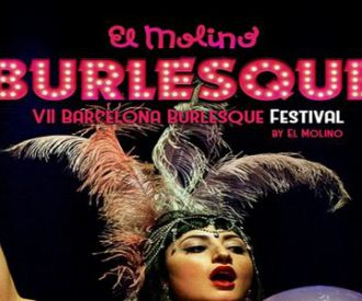 Barcelona Festival Burlesque-background