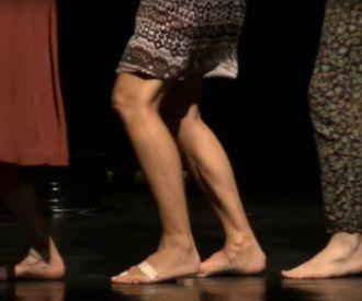 3 Mujeres - Enclave Danza y Larumbe Danza