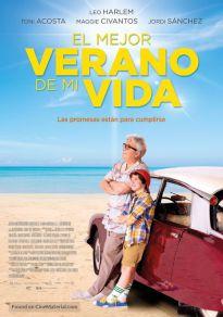Cartel de la película El mejor verano de mi vida