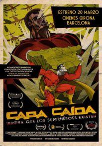 Cartel de la película Capa Caída