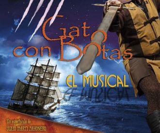 El Gato con Botas el Musical - Teatro Cervantes Almeria
