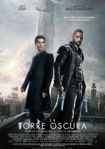Cartel de la película La Torre Oscura