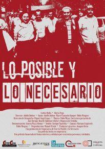 Cartel de la película Lo posible y lo necesario