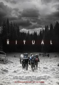 Cartel de la película El ritual