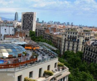 Gran hotel havana silken 4 barcelona programaci n y for Busco hotel barato en barcelona