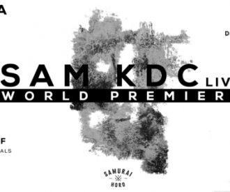 Trauma #15 Sam KDC (Samurai Horo/U.K)