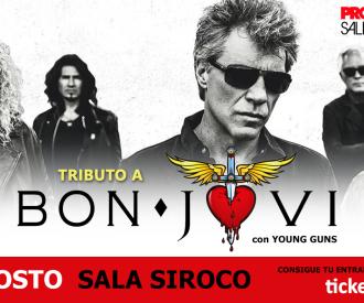 Young Guns - Tributo a Bon Jovi