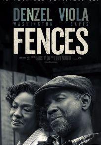 Cartel de la película Fences
