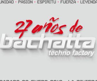 27 Aniversario Bachatta Techno Factory