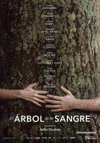 Cartel de la película El árbol de la sangre