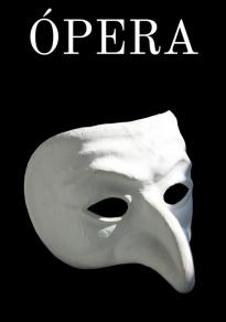 Cartel de la película La dama de picas - Ópera (Cine)