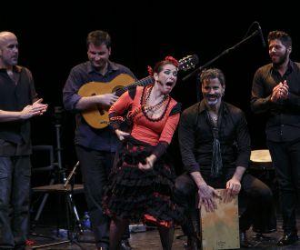 Concierto flamenco,  Maria Carrasco