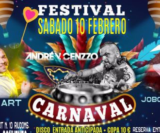 CARNAVAL WELCOME FESTIVAL