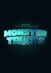 Cartel de la película Monster Trucks