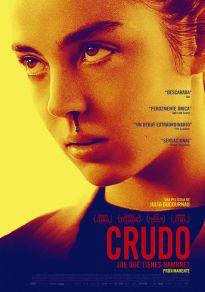 Cartel de la película Crudo