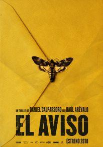 Cartel de la película El aviso