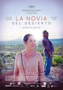 Cartel de la película La novia del desierto