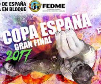 Copa España Escalada en Bloque 2017 - FEDME