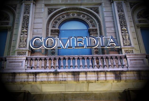 Cartelera De Yelmo Cines Comedia Barcelona