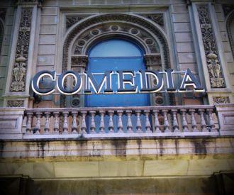 Cartelera de yelmo cines comedia barcelona for Yelmo cines barcelona