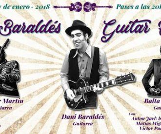 Dani Baraldés Guitar Party