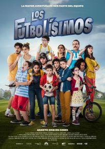 Cartel de la película Los futbolísimos