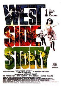 Cartel de la película West Side Story (cine)