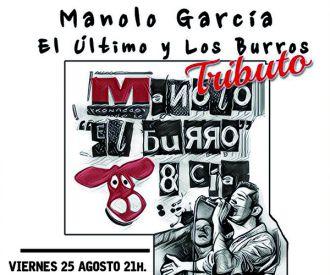 Manolo, El Burro y Cia. Tributo a Manolo García