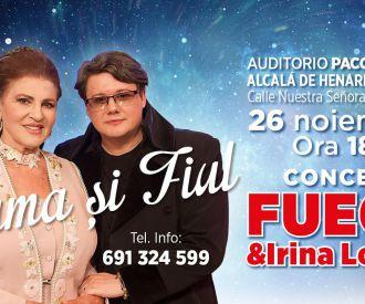 Concert Fuego si Irina Loghin: Mama si Fiul