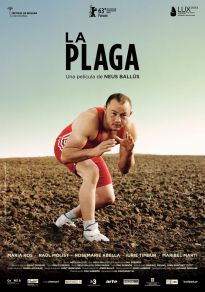 Cartel de la película La plaga