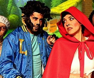 Caperucita Roja y el lobo - Animagorium