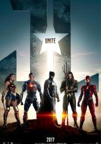 Cartel de la película Liga de la Justicia