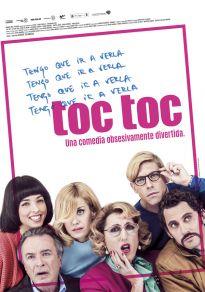 Cartel de la película Toc Toc (Cine)