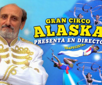 Gran Circo Alaska-background
