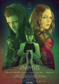 Cartel de la película Ánimas (Digital)