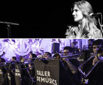 Concierto de Eva Fernandez & Orquestra Taller de Músics