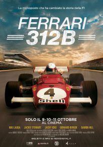 Cartel de la película Ferrari 312B