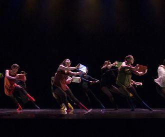 El Cascanueces - Cara B Danza