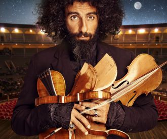 Ara Malikian-background