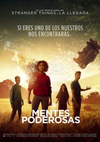 Cartel de la película Mentes poderosas