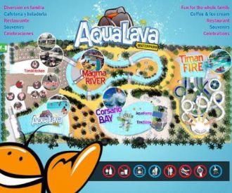 Aqualava Water Park