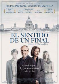 Cartel de la película El sentido de un final (Digital)