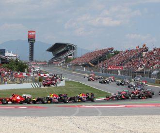 Gran Premio F1 de Cataluña