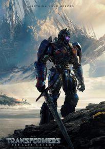 Cartel de la película Transformers: El último caballero