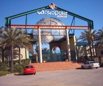 Aquopolis de cullera valencia cullera programaci n y for Cartelera avenida sevilla
