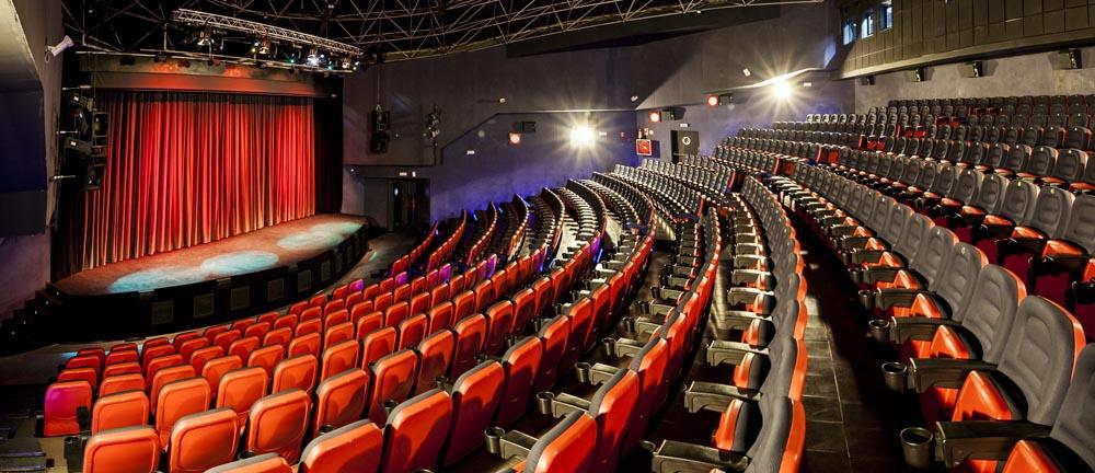 Cartelera De Cines Teatro Goya Marbella