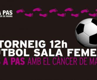 II Torneig de futbol sala femení solidari Pas a Pas