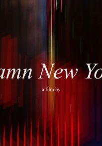 Cartel de la película Damn, New York
