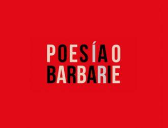 Poesia o Barbarie